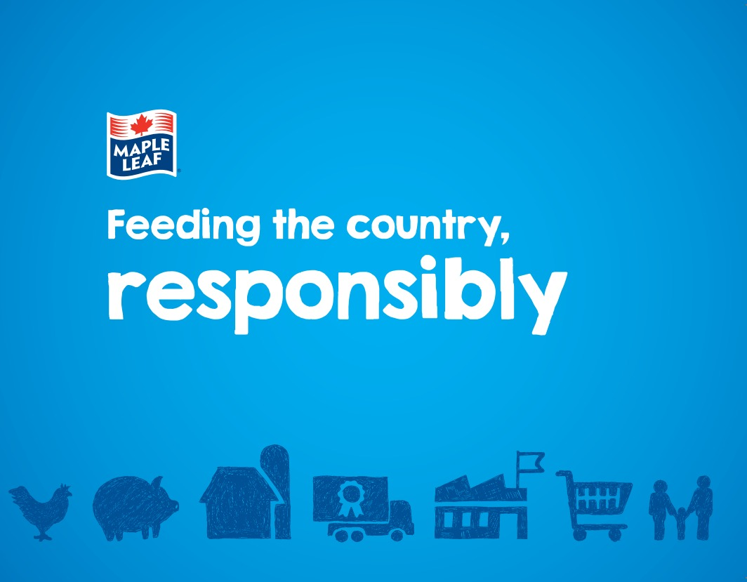 Canada Can, and Should, Tackle Food Insecurity, an opinion piece from Michael McCain, President & CEO, Maple Leaf Foods
