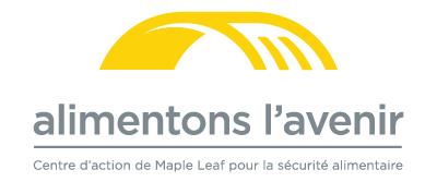 Le Centre d'action de Maple Leaf pour la sécurité alimentaire annonce le financement de nouveaux partenaires