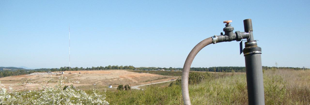 Spartanburg Landfill Gas project