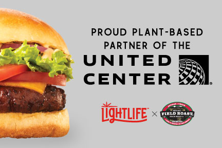 Greenleaf Food partners with United Center in Chicago